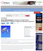 Aved Electronics Introduces Control Panel Assemblies For Mission Critical An_Page_1