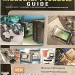 Stafford Manufacturing was Featured on New Equipment Digest's 2016  Industrial Products Guide Cover