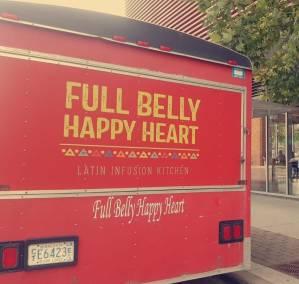 FULL BELLY HAPPY HEART - Food Truck @ Venn Brewing Company