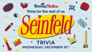 SEINFELD TRIVIA! @ Venn Brewing Company