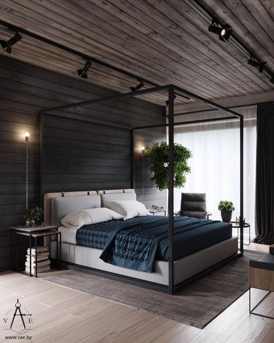 5 bijzondere moderne slaapkamers  Venn Hypotheken