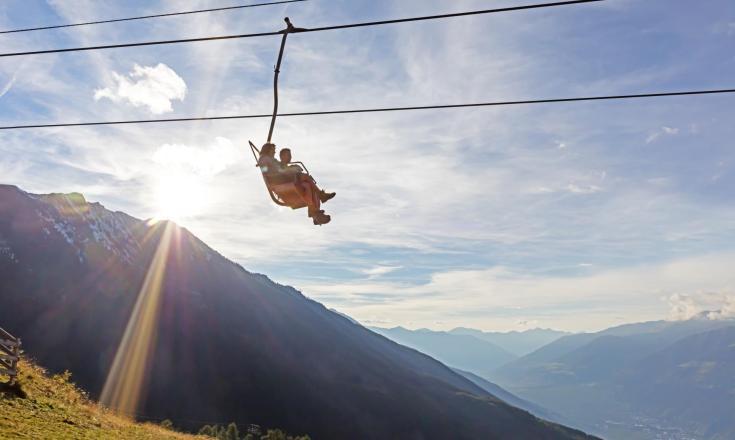 Ferie a LacesVal Martello in Val Venosta Alto Adige