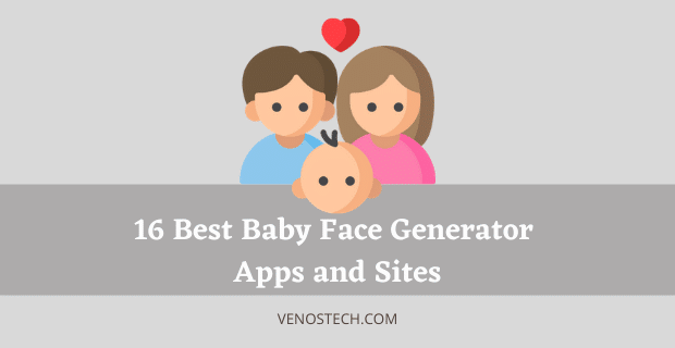 Baby Face Generator Apps and Sites