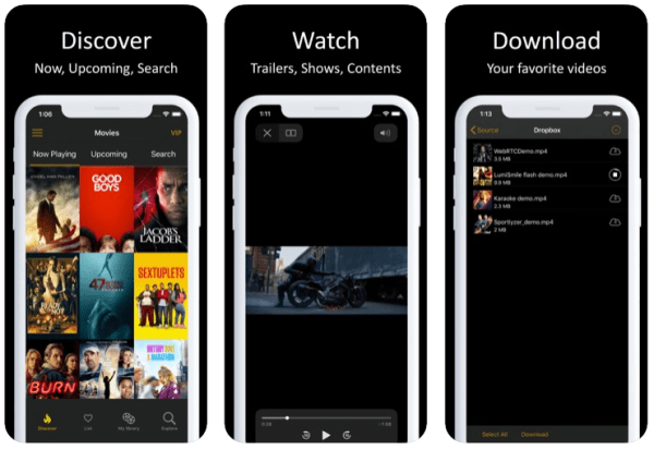 showbox alternatives movie box