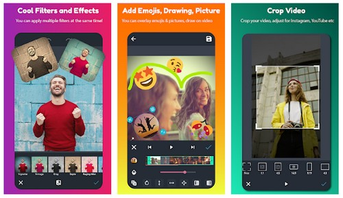 Androvid best vine editing apps for social media