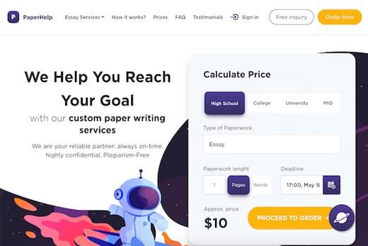 Paper Help Websites like
