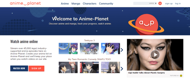 anime planet best kissanime altenatives