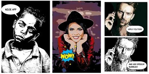 Comics and Cartoon Maker