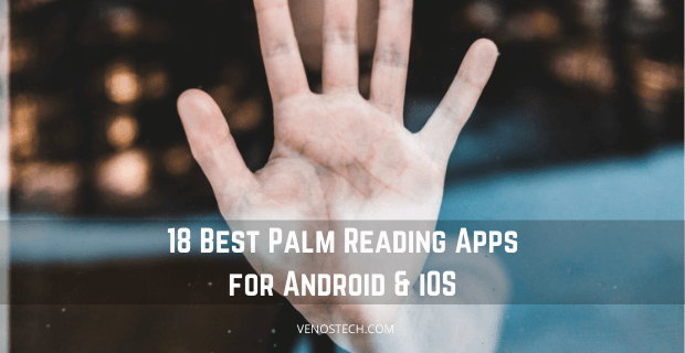 Palm Reading Apps