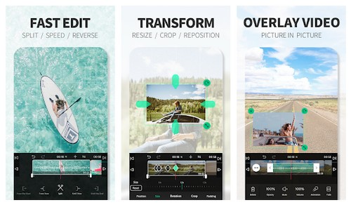 VLLO video editing app