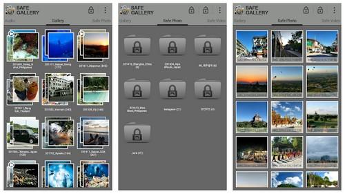 Safe Gallery Media Lock