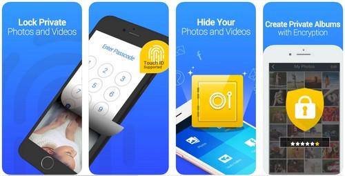 Vault - Hide Pics Videos, App Lock, Free Backup