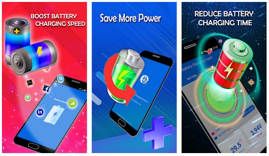 Fast Charging Booster Fast Battery Charging master