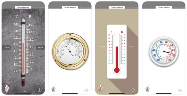 HD Thermometer