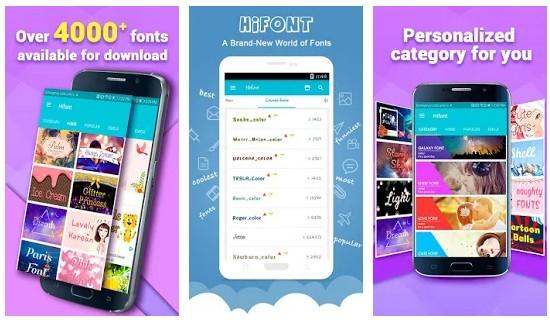 HiFont - Cool Fonts Text Free