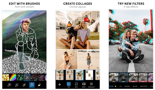 PicsArt Photo Video Editor