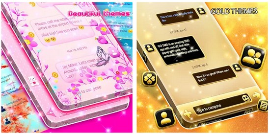 SMS Themes 2021
