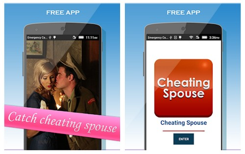 free cheating spouse app for android