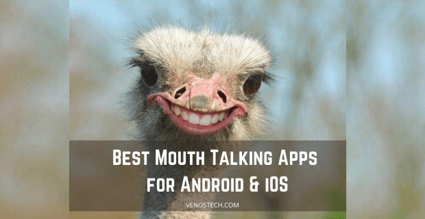 Mouth Talking Apps