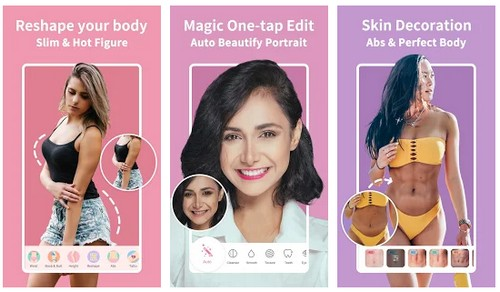 Perfect Me – Body Retouch Face Editor
