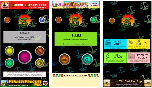 Super Scales Free Digital Scales