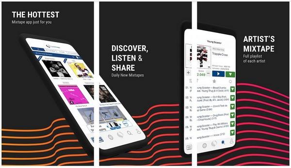 music mixtape app