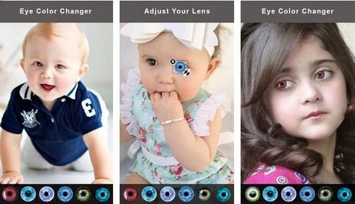 Eye Lens Photo Editor 2019