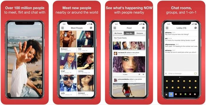 Moco Chat Meet People
