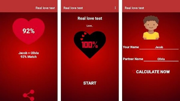Real Love Test
