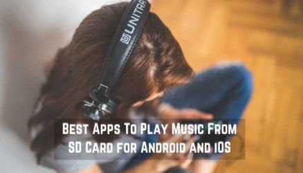 Apps To Play Music From SD Card