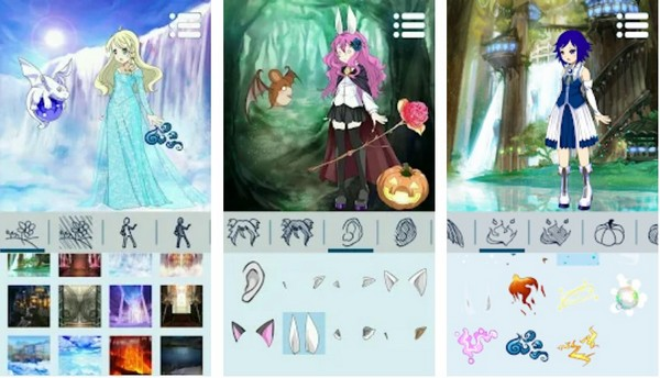 Avatar Maker Witches