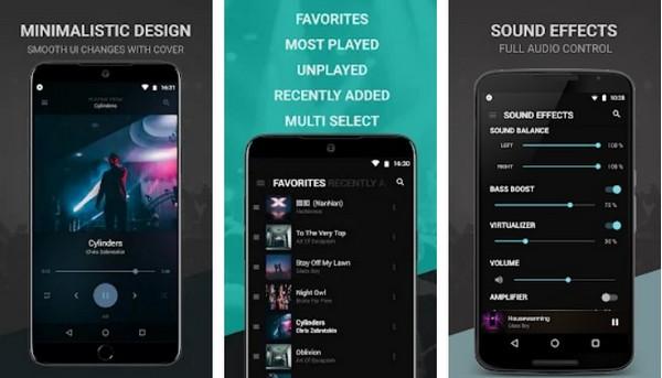 BlackPlayer Free Music Player
