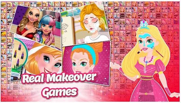 Frippa Games for Girls