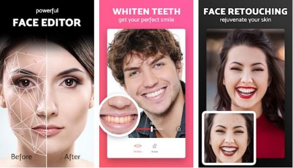 Pixl Face Retouch & Blemish Remover Photo Editor