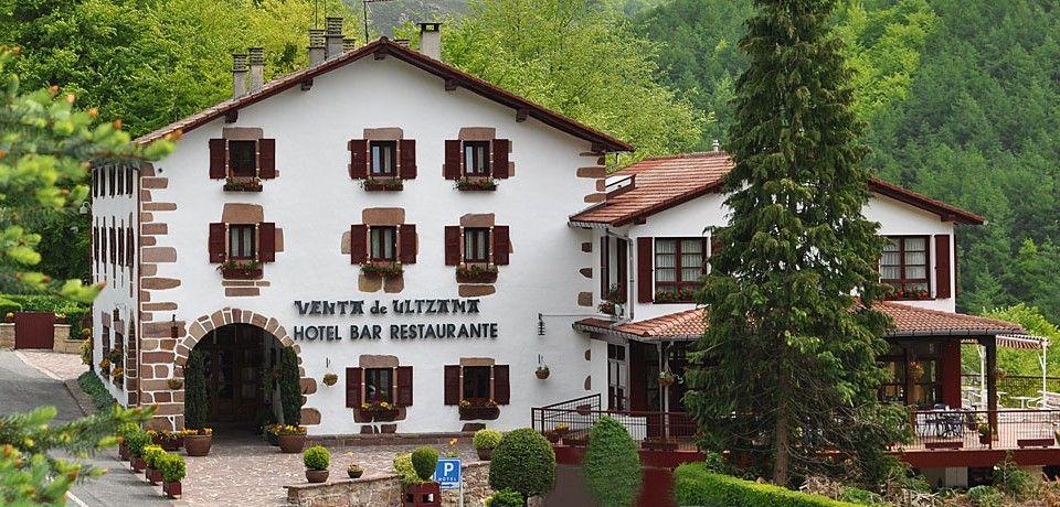 HotelRestaurante Venta de Ulzama Navarra
