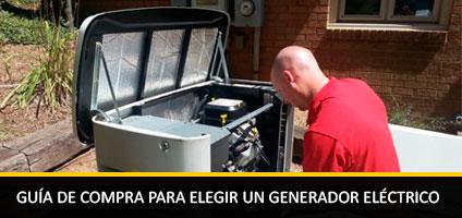 Guia de compra para elegir un generador electrico