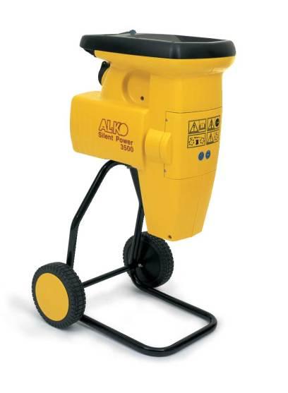 Trituradora Amarilla pequeña