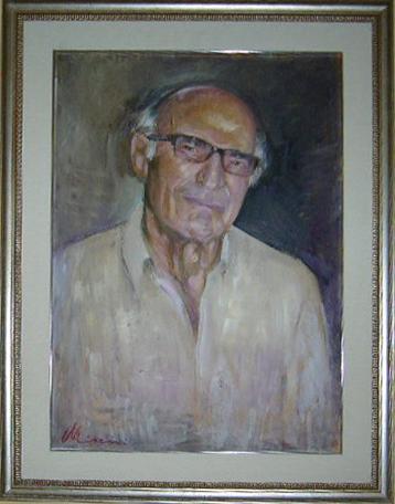 Renzo Melotti, ritratto