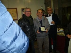 premio a Rossano De Grandis