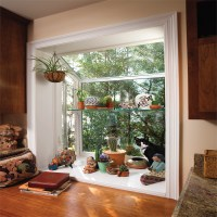 Series 2050 DP50-Rated Garden Window - Ventana USA