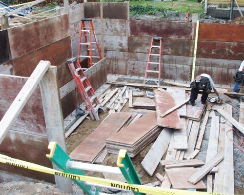 Basement Addition Seattle  Ventana Construction Washington
