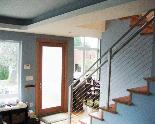 Home Entry Remodels  Ventana Construction Seattle Washington