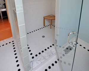 Tile Projects Ventana Construction Seattle Washington
