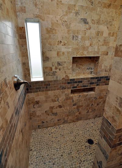 Tile Projects  Ventana Construction Seattle Washington