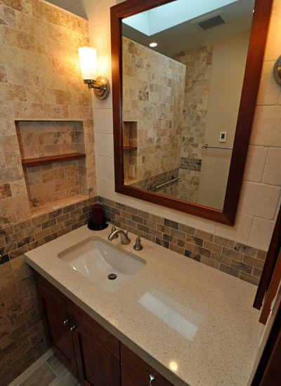 Small Bathroom Size