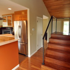 Wood Flooring For Kitchen Cabinet Pricing Seattle Remodel - Ventana Construction ...