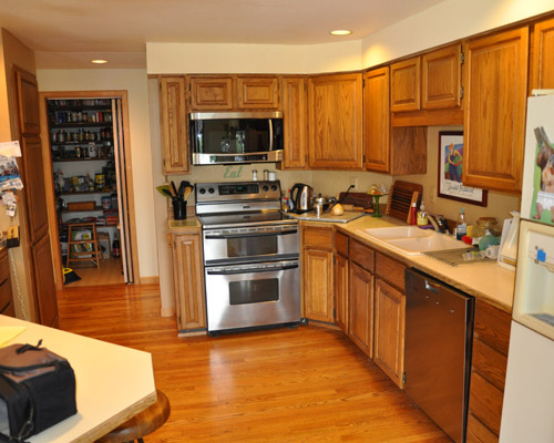 refinishing kitchen cabinets cost of marble countertops seattle and office remodel - ventana construction