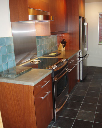 ikea kitchen cabinets reviews prefab island galley remodel seattle - ventana construction ...