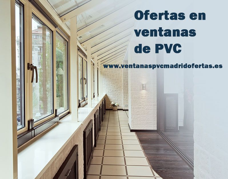VENTANAS PVC BARCELONA