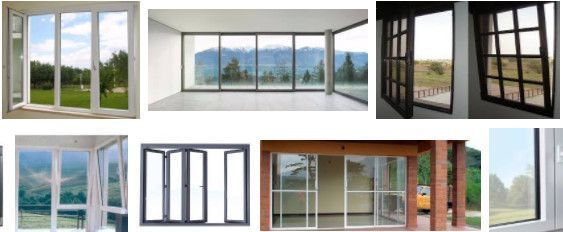ventaneria aluminio